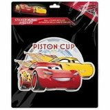 Sticker de perete cu led Cars Piston Cup SunCity